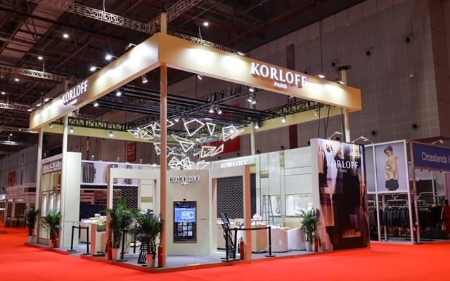 CIIE exhibition in Shanghai