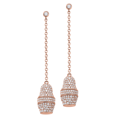 JOLIE POUPEE earrings