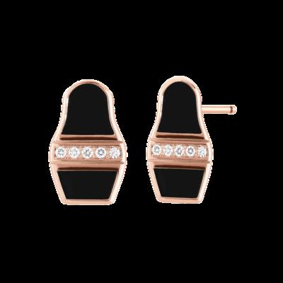 JOLIE POUPEE earrings