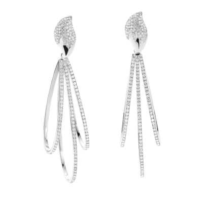 VOLTE FACE earrings