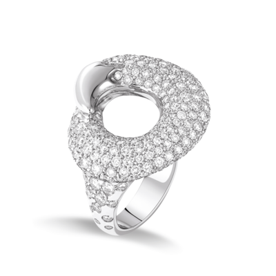 VOLTE FACE ring