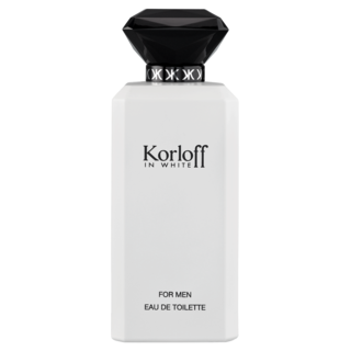 KORLOFF IN WHITE men's perfume