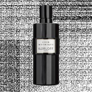 MÉMOIRE CUIR MYTHIQUE high perfumery