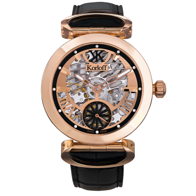 GOLD COMPLICATION watch