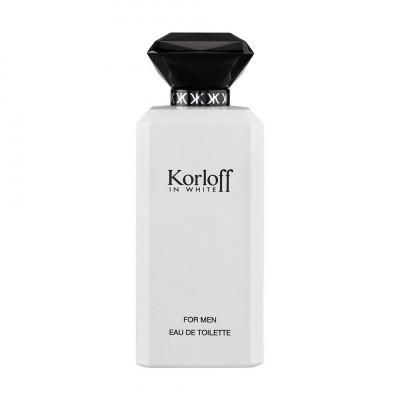 KORLOFF IN WHITE men's perfume